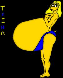 Pregnant Street Koopa: Trina Koopa