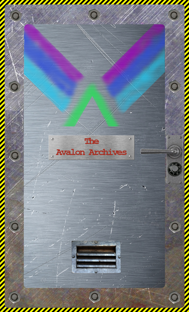 (Cover art + links) The Avalon Archives