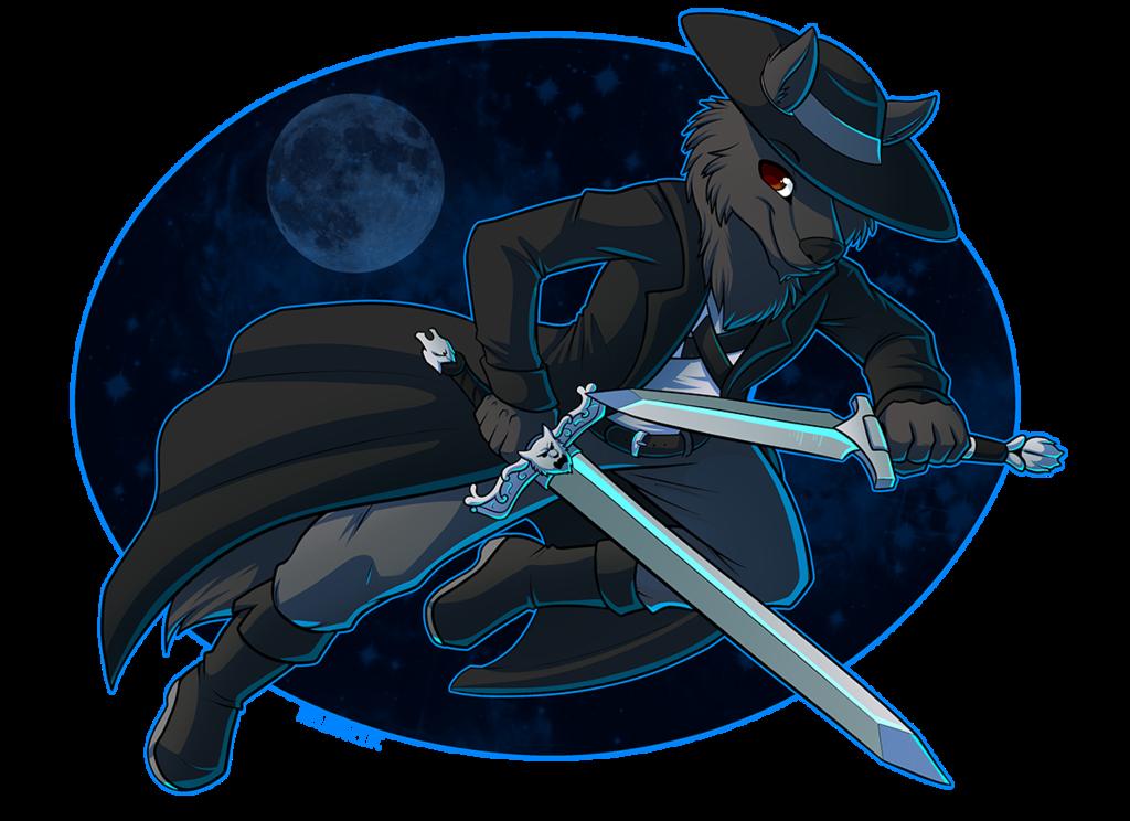 Moonlit Devil