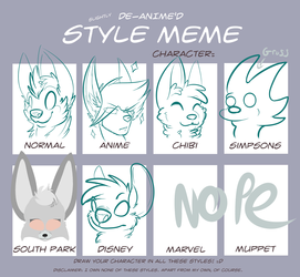 Style Meme Thing