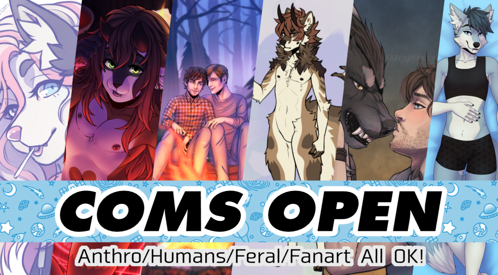 COMMISSIONS OPEN | Limited SLOTS