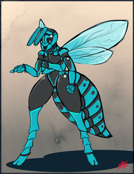Riocynn the Wasp!