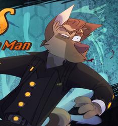 Company Man (screenshot redraw)