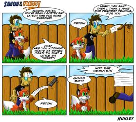 Simon and Freddy - 74 - Fetch