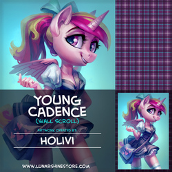 Young Cadence by Holivi