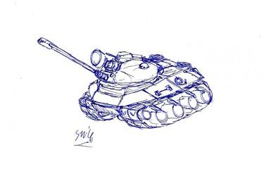 other obviously soviet tank