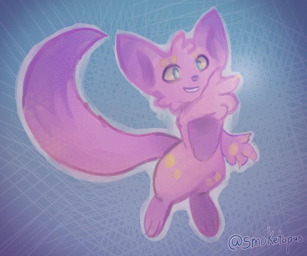 Crystal Paintdoodle!