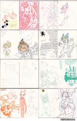 Sketchbook 75 - Part 4