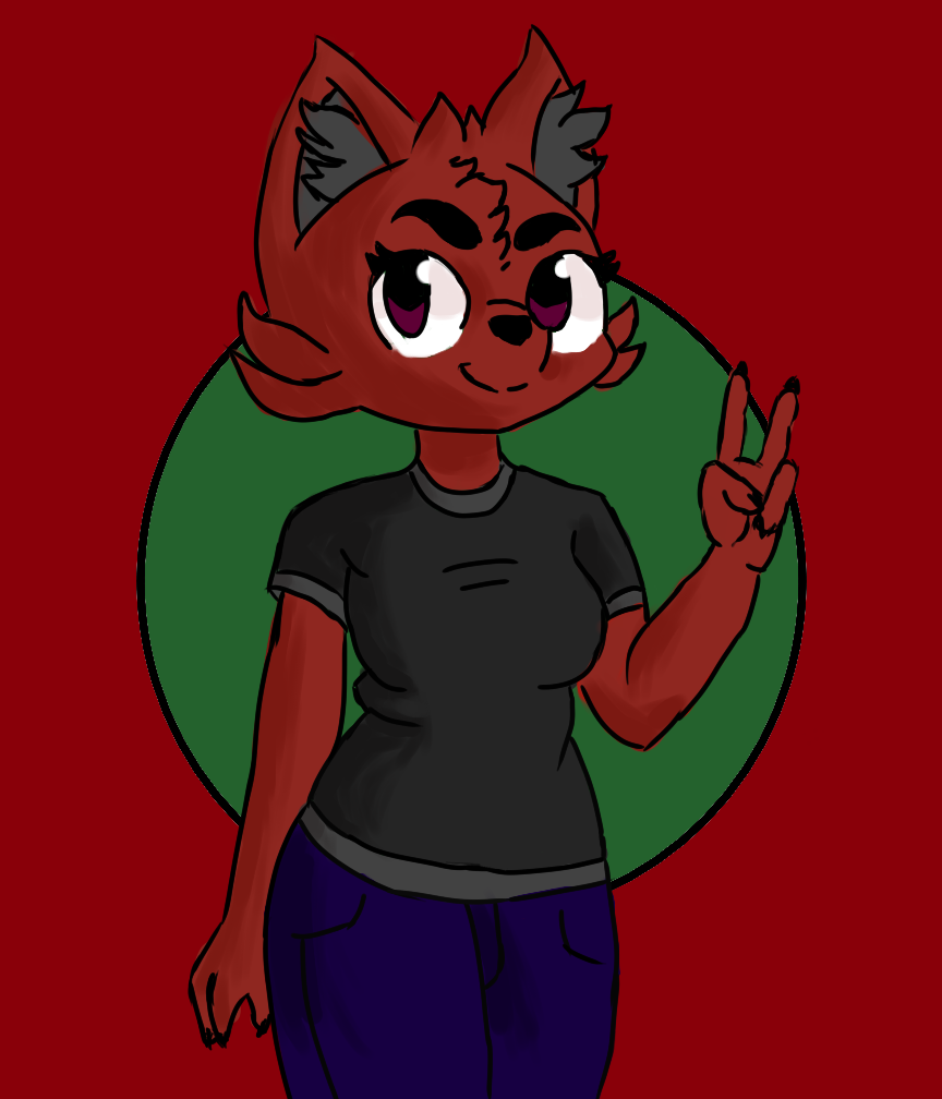 Most recent image: red gal