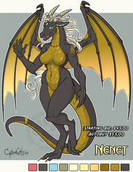 Nenet Adoptable Dragon