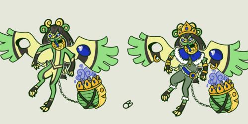 Thuriblim 4- Fool's Gold (Draw to Adopt!)