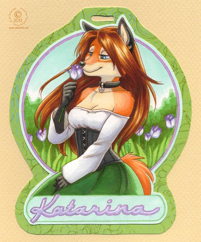 Katarina Badge