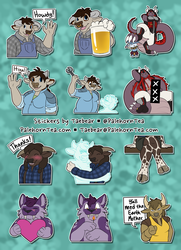 Various Stickers 2021 (2)