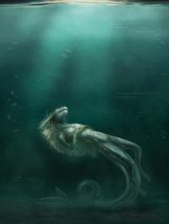 [Com] Lake monster