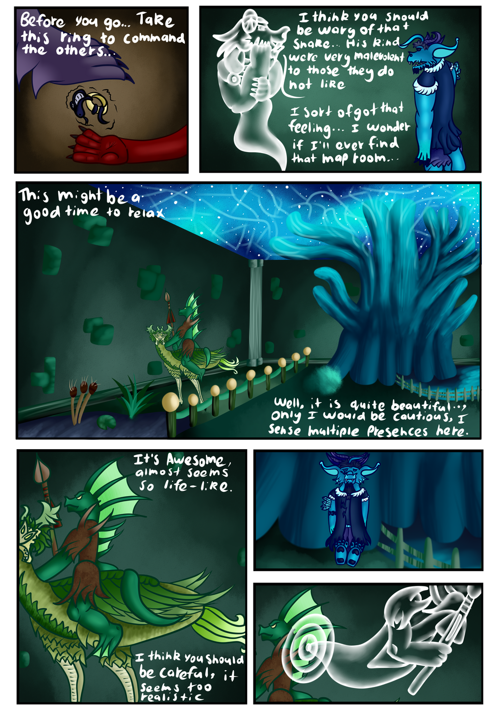 The Cities Secret - Page 15