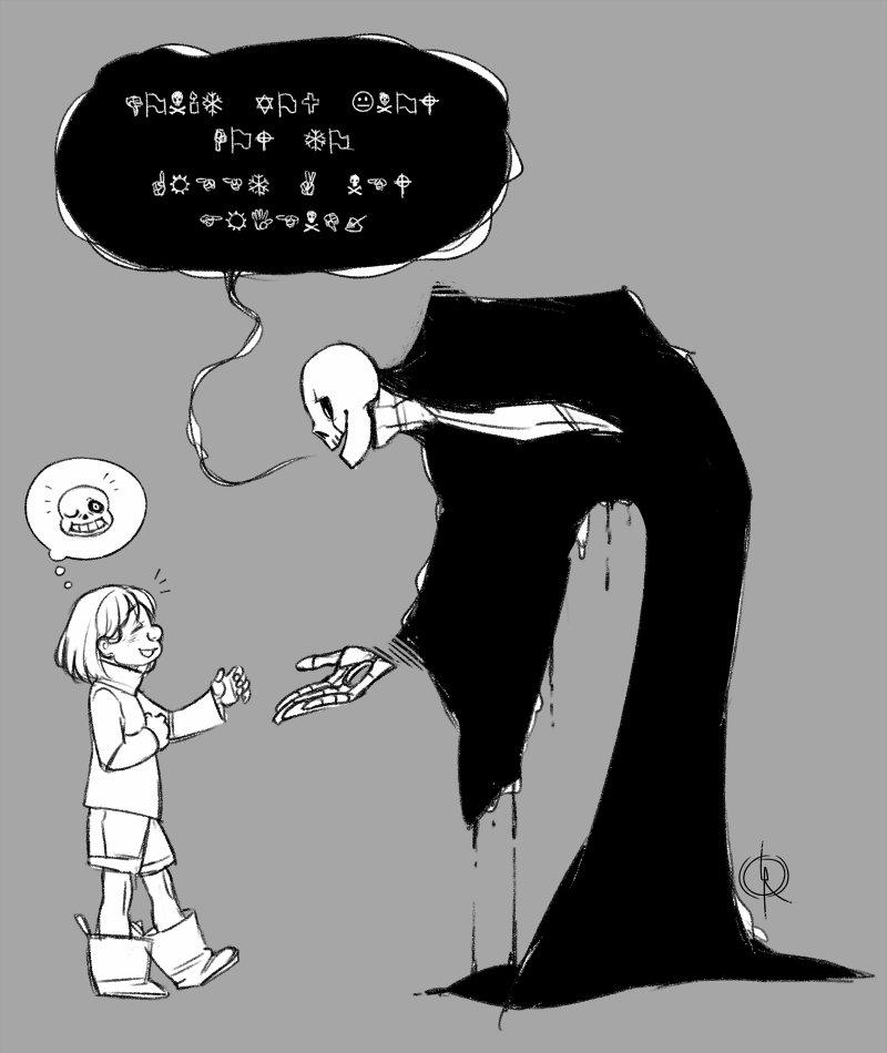 Real Life Anime Guy: Undertale: New Friend
