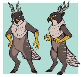 Falcodeer