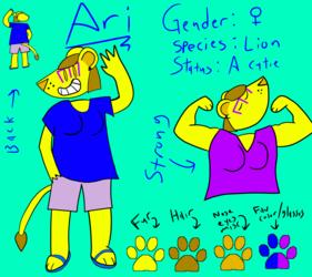 Updated Ari ref