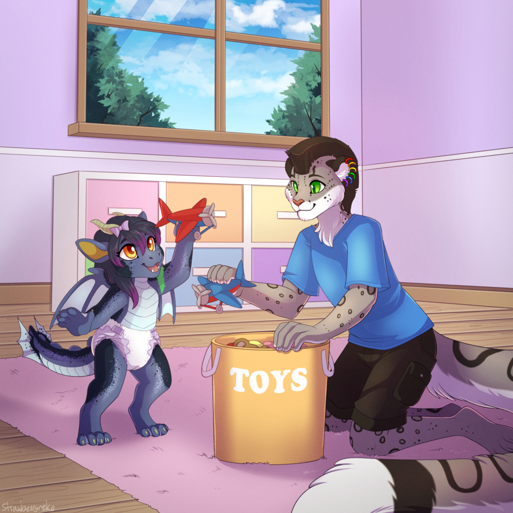 Toys - Commission
