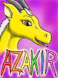 Azakir badge