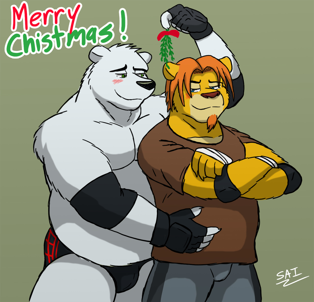 Merry Christmas from Butch Boulder and Kid Vesk