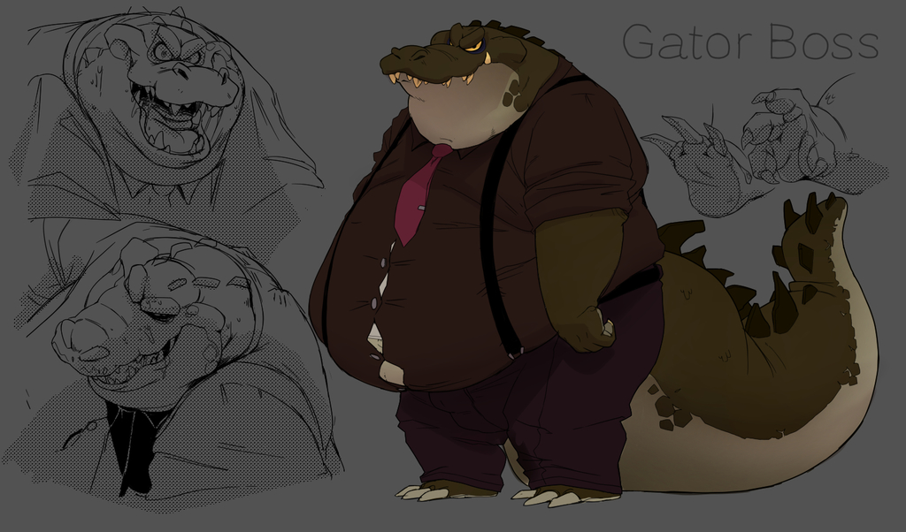 gator boss for syrus