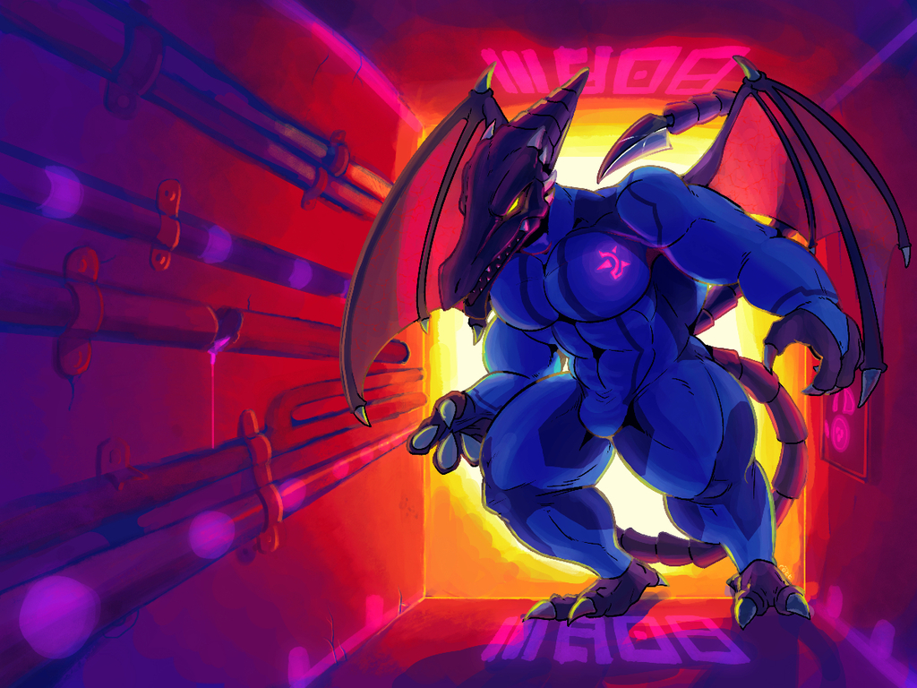 Featured image: Zero Suit Ridley: futurepast