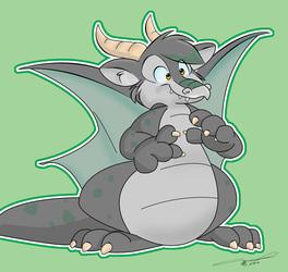 Wuff Dragon