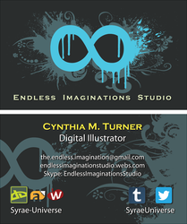 Official Business Card