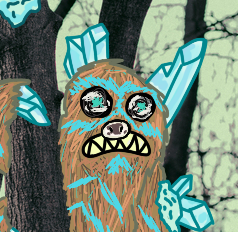 Crystal Sloth