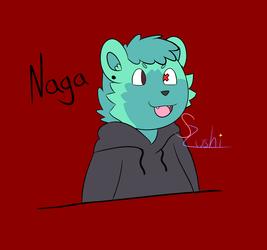 Naga the Hyena