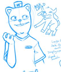 [Fanart] Oh No Undertale Sketches