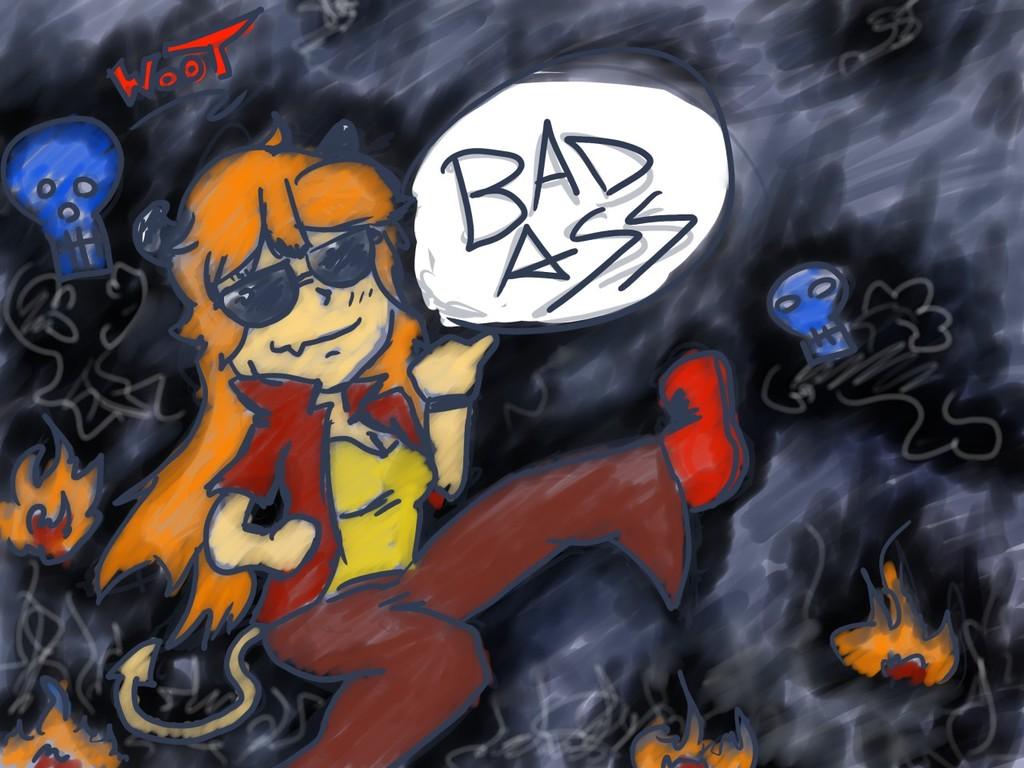 bad assery
