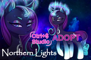 Adopt |  Northern Lights //By KapralPelikan