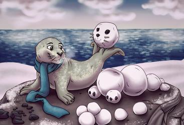 Seals are weird :D