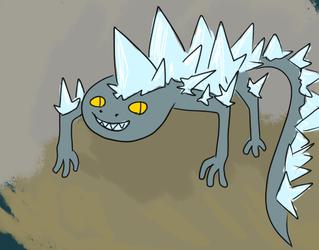 Glacial Lizardo