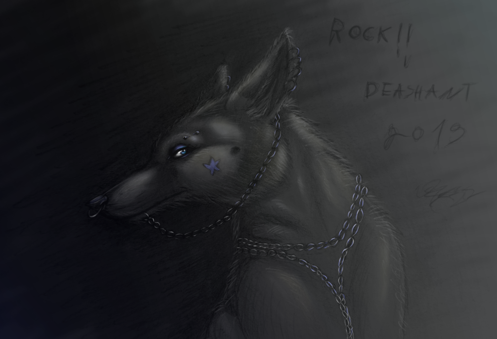 Rock Wolf