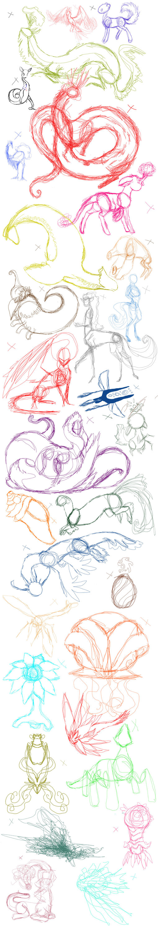 Pile of concepts