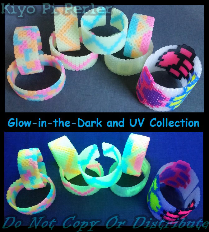 Glow-In-The-Dark and UV reactive Collection