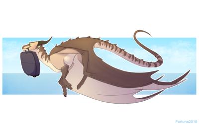 [PersonalArt] DragonTravel