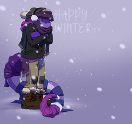 A Snake in Winter [by:thecrazydragon]