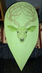 Green Stag WIP