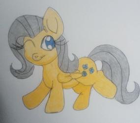 Chibi Princess Fluttershy