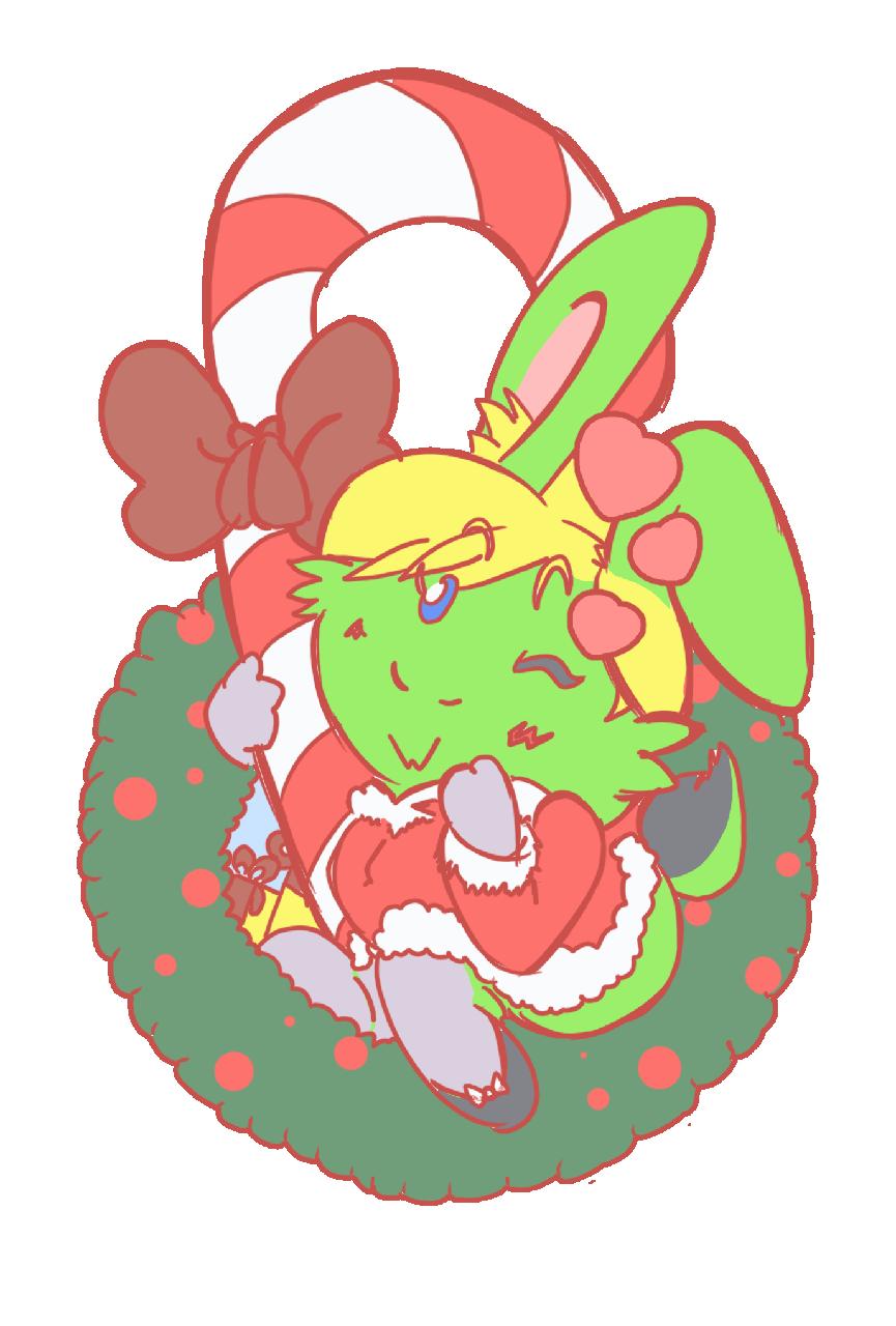 Bunnysona Ornament