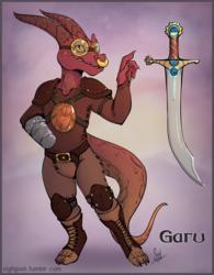 [Character Reference] Garu