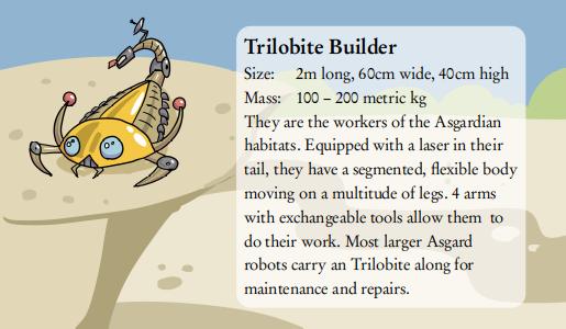 WtV: Trilobite Builder