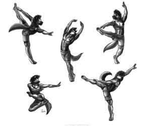 COMMISSION: Danseur Eru II