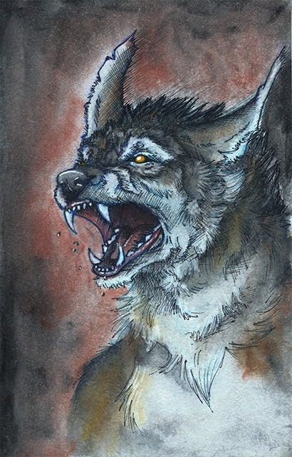 Werewolf Experiment
