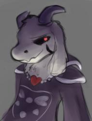 [Undertale Spoilers] asriel doodle