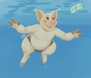 Gimme The Money [SFW]